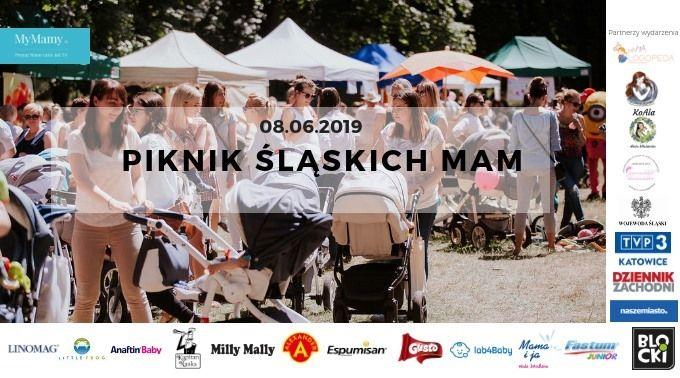 Piknik Śląskich Mam 2019